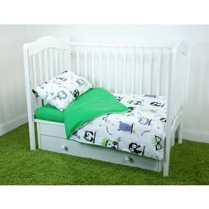 Комплект постельного белья для малышей Magic City Важные совы КПБМР-ББ-013