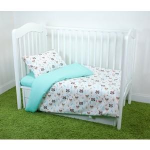 Комплект постельного белья для малышей Magic City Индейцы КПБМР-ПП-022