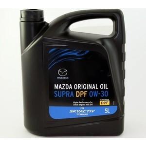 Моторное масло MAZDA ORIGINAL OIL SUPRA SKY DPF 0W-30 5 л