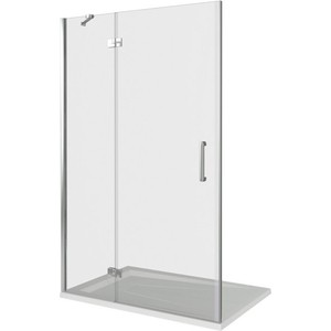 Душевая дверь Good Door Saturn WTW-120-C-CH-L 120x185 (СА00003)