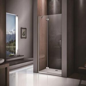 Душевая дверь Good Door Saturn WTW-110-C-CH-L 110x185 (СА00005)