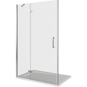 лучшая цена Душевая дверь Good Door Saturn WTW-140-C-CH-L 140x185 (СА00006)