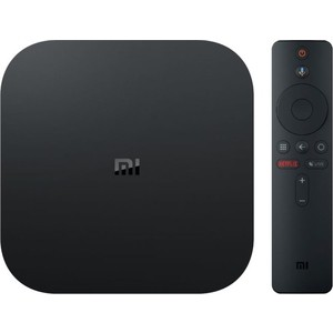 Медиаплеер Xiaomi Mi TV Box S EU xiaomi mi tv box 3 enhanced