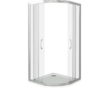 Душевой уголок Good Door Latte R-100-G-WE 100x100 (ЛА00027)