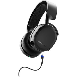 Игровые наушники SteelSeries Arctis 3 2019 Bluetooth Black (61509)