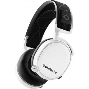Игровые наушники SteelSeries Arctis 7 2019 Edition White (61508)