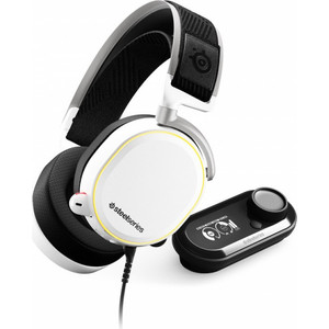 Игровые наушники SteelSeries Arctis Pro GameDAC White (61454)