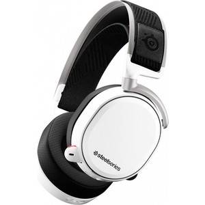 Игровые наушники SteelSeries Arctis Pro Wireless White (61474)