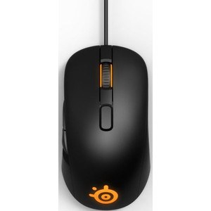 Игровая мышь SteelSeries Rival 105 Black (62415) orofluido восстанавливающая маска для ослабленных и поврежденных волос amazonia 250 мл