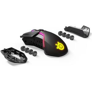 лучшая цена Игровая мышь SteelSeries Rival 650 Black (62456)