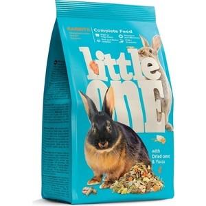 Корм Little One Rabbits with Dried Carrot & Yucca с сушеной морковью и юккой для кроликов 15кг фото