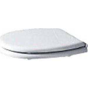 Сиденье для унитаза Simas Arcade с микролифтом, белый/хром (AR006bi/cr) сиденье для унитаза simas lante с микролифтом la008noce cr