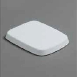 Сиденье для унитаза Simas Evolution с микролифтом, белый (EVO004bi/cr) сиденье для унитаза simas lante с микролифтом la008noce cr