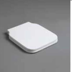 Сиденье для унитаза Simas Flow белый (FL27bi/cr) бачок для унитаза simas lante la28b