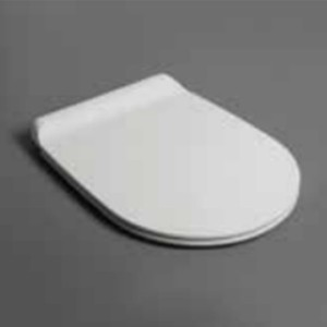 Сиденье для унитаза Simas Gambassi с микролифтом, белый (GA004bi/cr) сиденье для унитаза simas lante с микролифтом la008noce cr