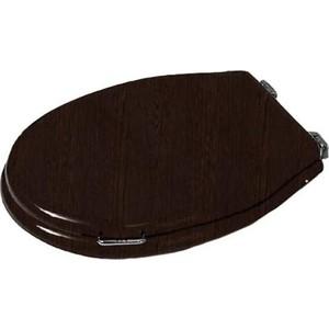 Сиденье для унитаза Simas Lante с микролифтом, (LA008noce/cr) крышка сиденье для унитаза simas lante la007