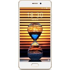 Смартфон Meizu Pro7 4/64GB Gold смартфон meizu pro 7 plus 64gb crystal silver