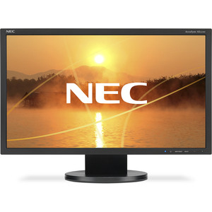 Монитор Nec AS222WI-BK nec px602ul bk