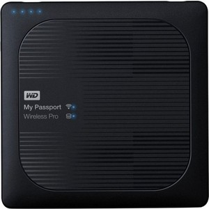 Внешний жесткий диск Western Digital WDBP2P0020BBK-RESN
