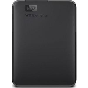 Внешний жесткий диск Western Digital WDBW8U0040BBK-EEUE