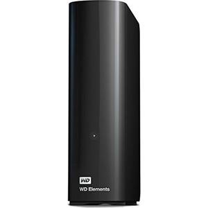Внешний жесткий диск Western Digital WDBWLG0100HBK-EESN