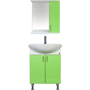 Мебель для ванной комнаты Orange Роса 50 салатовая