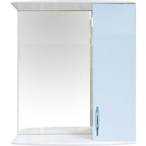 Шкаф-зеркало Orange Роса 50 голубое (Ro-50ZSB)