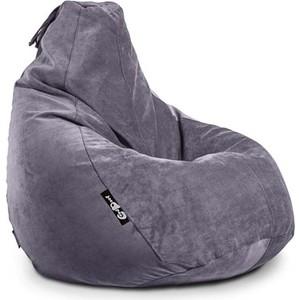 Кресло мешок GoodPoof Груша велюр сталь XL