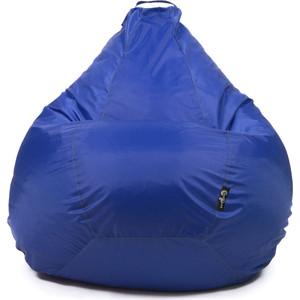 Кресло мешок GoodPoof Груша оксфорд синий XL