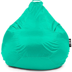 Кресло мешок GoodPoof Груша оксфорд бирюза XL