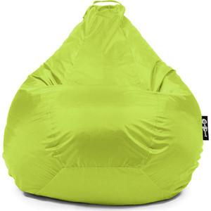 Кресло мешок GoodPoof Груша оксфорд лайм XL