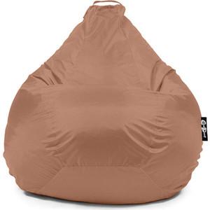 Кресло мешок GoodPoof Груша оксфорд бежевый XL