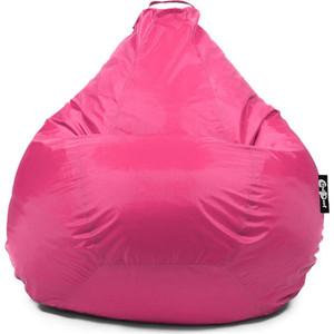 Кресло мешок GoodPoof Груша оксфорд розовый XXL