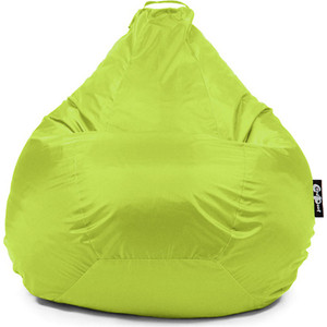 Кресло мешок GoodPoof Груша оксфорд XL лайм цена