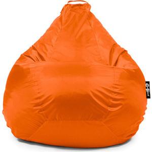 Кресло мешок GoodPoof Груша оксфорд оранжевый 3XL