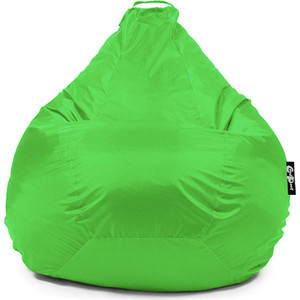 Кресло мешок GoodPoof Груша оксфорд салатовый 3XL
