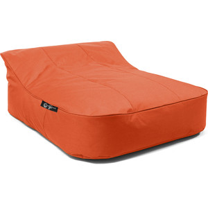 Кресло мешок GoodPoof СПА шезлонг Orange Sunset лежак goodpoof шезлонг лаунж blue water