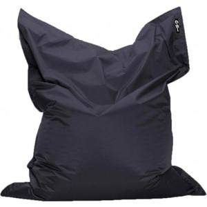 Кресло подушка GoodPoof Оксфорд черный 135x100 L