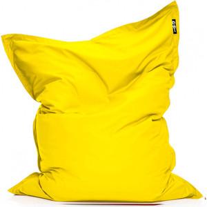 Кресло подушка GoodPoof Оксфорд желтый 190x145 XL
