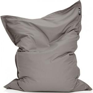 Кресло подушка GoodPoof Оксфорд серый 190x145 XL
