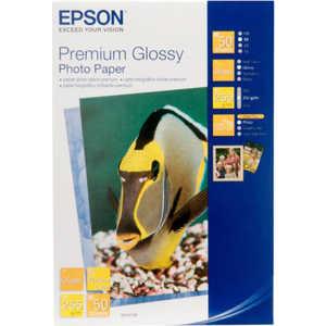 Фотобумага Epson A6 глянцевая (C13S041729)