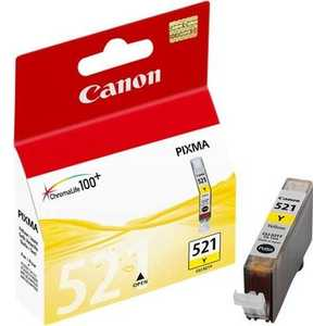 Картридж Canon CLI-521Y (2936B004)