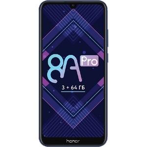 Смартфон Honor 8A Pro 3/64GB Blue цены
