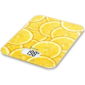 Кухонные весы Beurer KS 19 lemon beurer ks 19