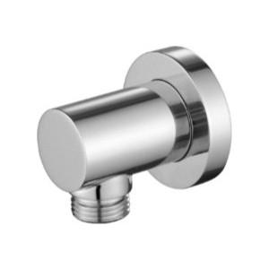 Подключение для шланга Kaiser круглый, хром (0053)