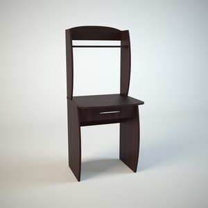 Стол компьютерный Маэстро Диалог 600 венге