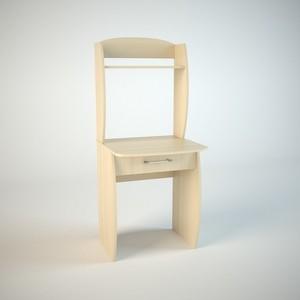 Стол компьютерный Маэстро Диалог 600 липа