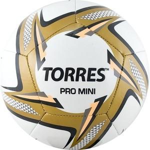 Мяч футбольный Torres Pro Mini F31910 отзывы покупателей специалистов владельцев  - купить со скидкой
