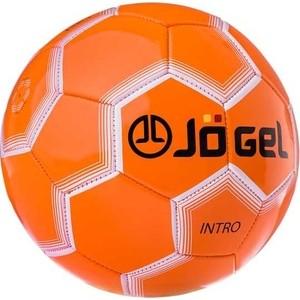 Футбольный мяч JOGEL JS-100 Intro р.5 оранжевый