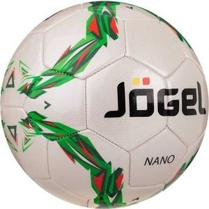 Футбольный мяч JOGEL JS-210 Nano р.4